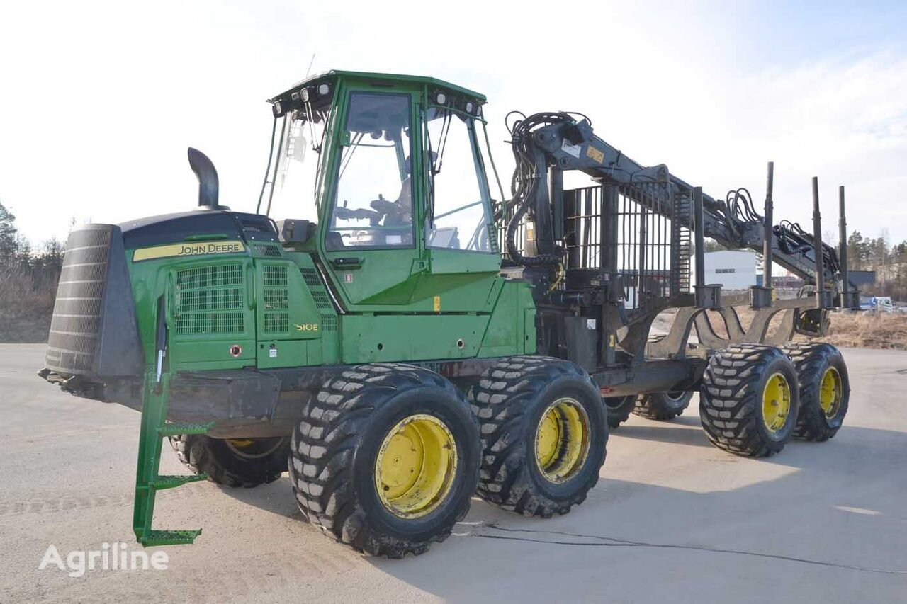 JOHN DEERE 1510E IT4 forvarders