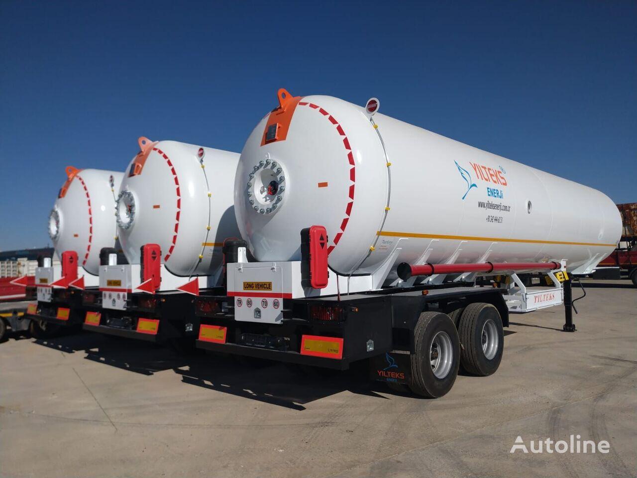 jauns YILTEKS  LPG Transport Tank gāzes cisterna