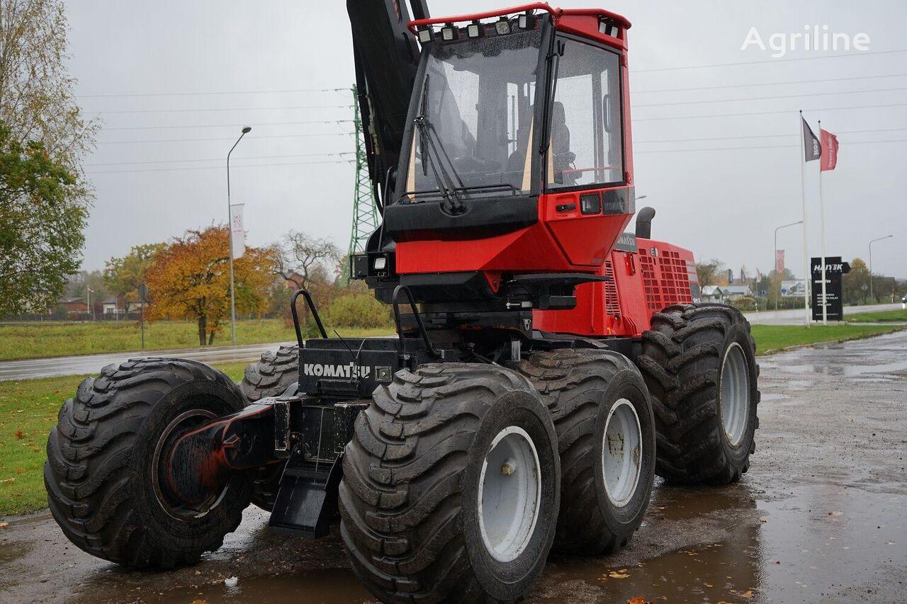 KOMATSU 911.5 harvesters