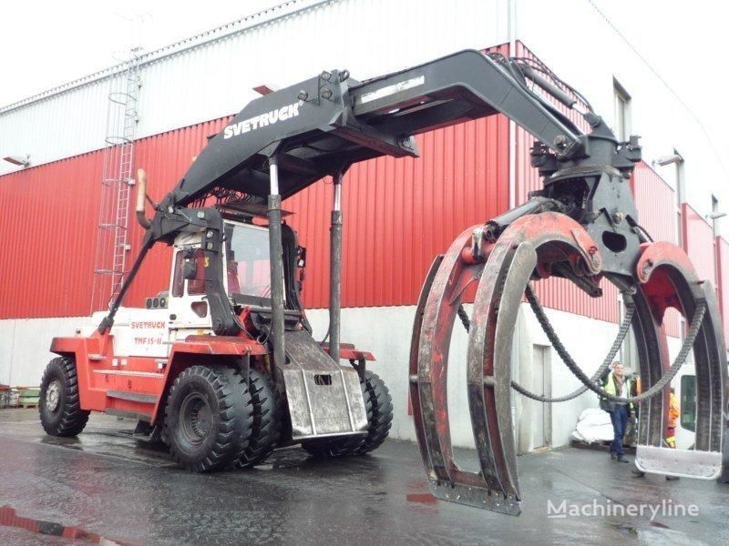 SVETRUCK TMF 15/11 konteineru iekrāvējs