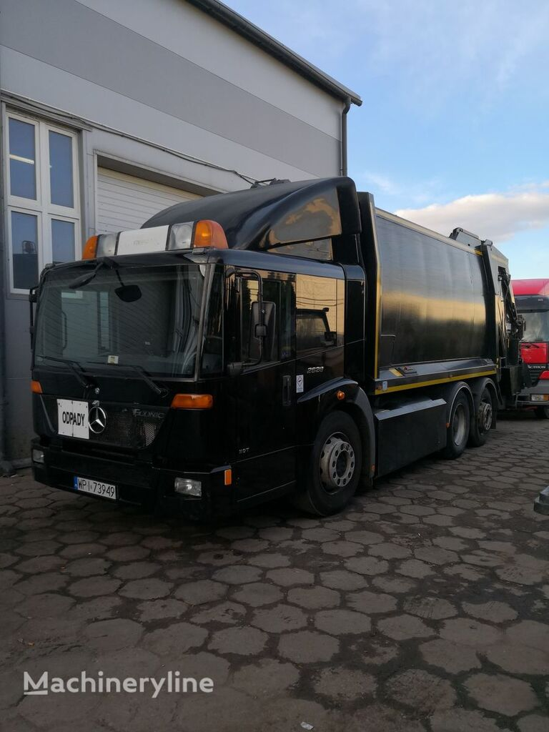 MERCEDES-BENZ Econic 2628 atkritumu vedējs