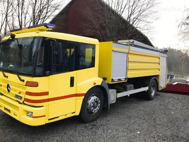 MERCEDES-BENZ Econic 1833 L ugunsdzēsēju mašīna