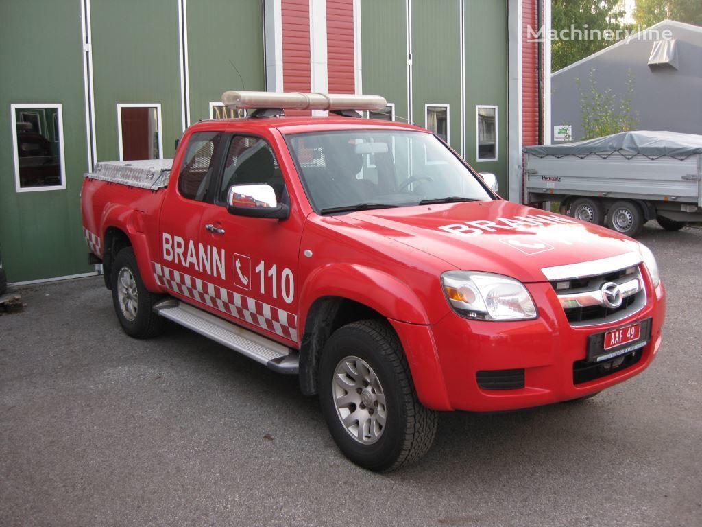Mazda BT-50 4x4 WD  ugunsdzēsēju mašīna