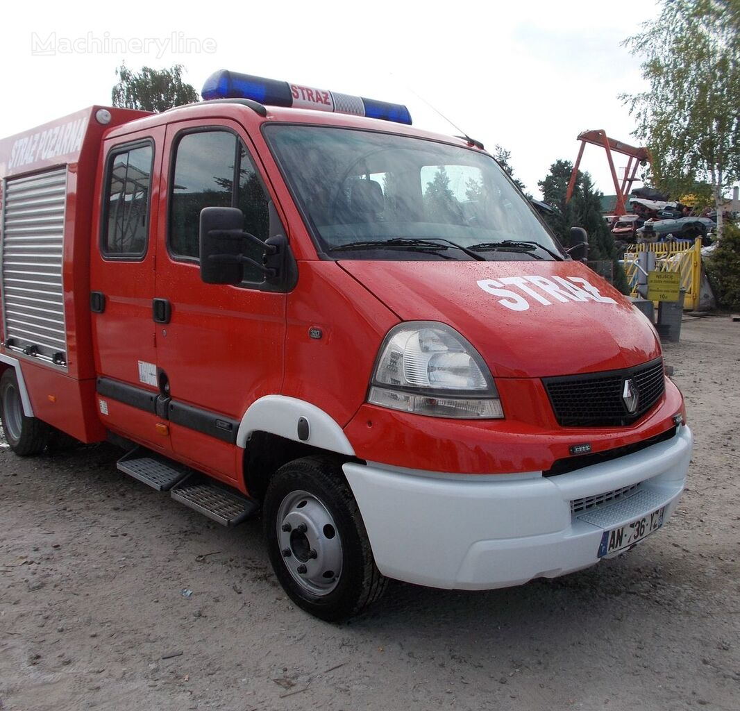RENAULT Mascott Straż  ugunsdzēsēju mašīna