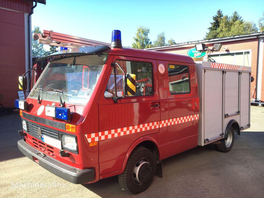VW LT-45 4x2 WD ugunsdzēsēju mašīna