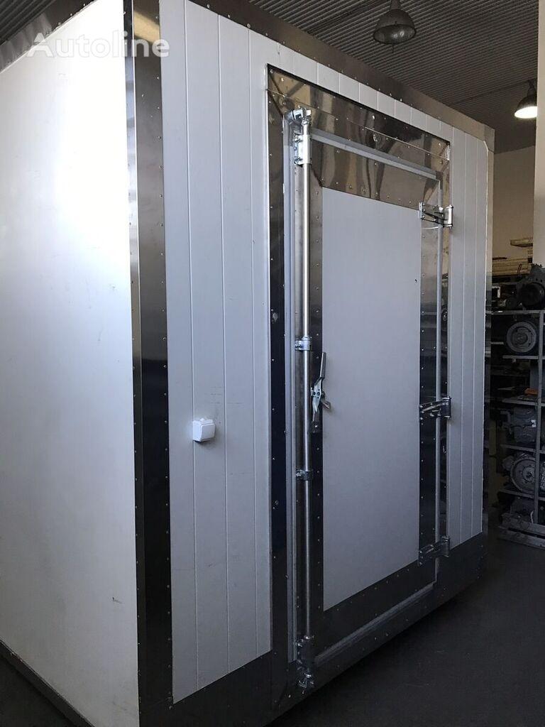 20 pēdu refrižeratora konteiners