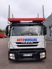 IVECO STRALIS auto vedējs + auto vedējs piekabe