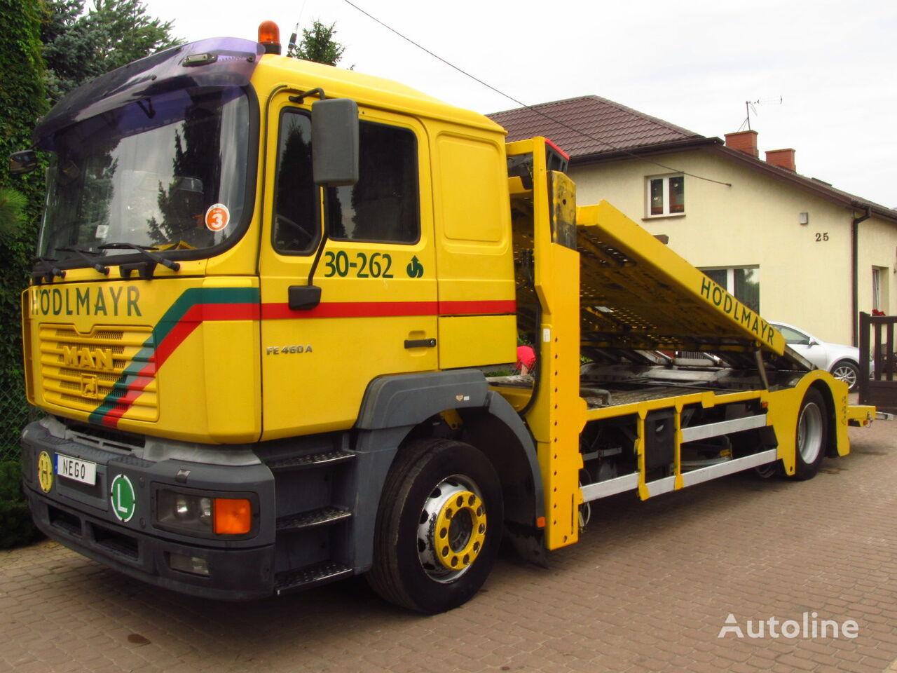 MAN TGA FE460 Euro-3 LKW TRANSPORTER *ONLY 830.000km*RETARDER auto vedējs