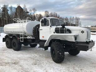 jauns URAL Автомобиль специальный 5677 автоцистерна для перевозки питьевой  autocisterna