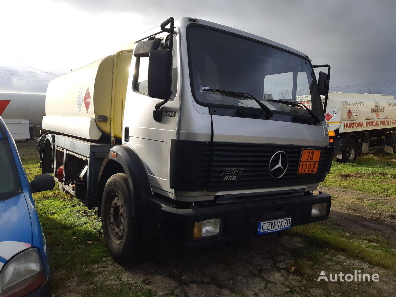 MERCEDES-BENZ 1717/ 13300L /  STEEL  benzīnvedējs