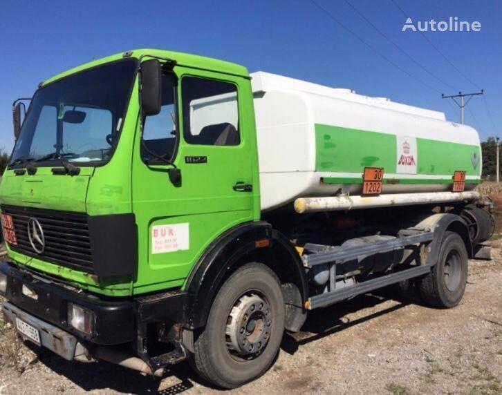 MERCEDES-BENZ SK 1622 4x2 full steel 14000 L diesel tanker benzīnvedējs