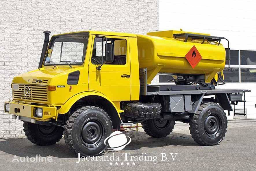MERCEDES-BENZ UNIMOG 1300 benzīnvedējs
