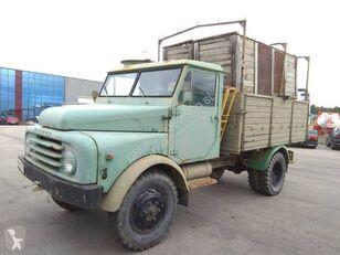 HANOMAG bortu kravas automašīna