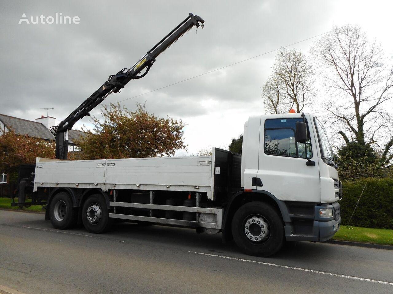 DAF CF 75 310 bortu kravas automašīna