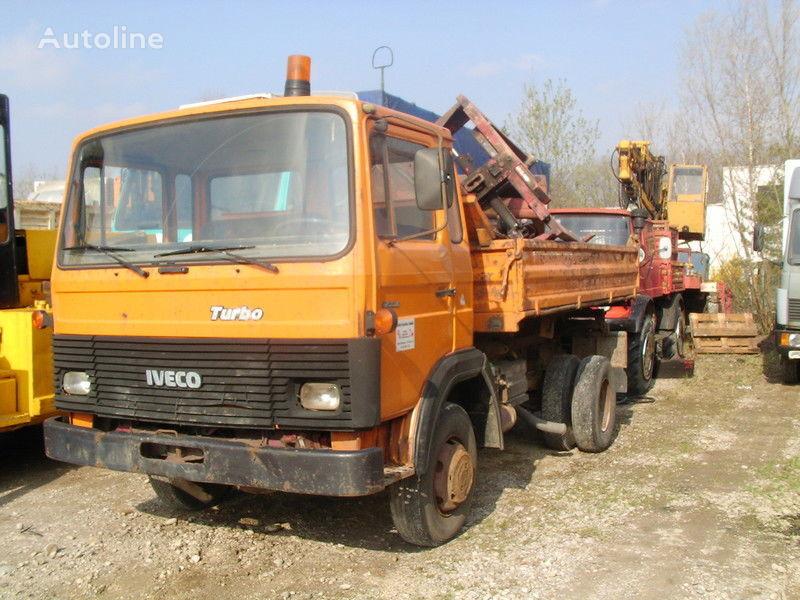 IVECO MAGITUS Deutz M 130 M 8 FK bortu kravas automašīna