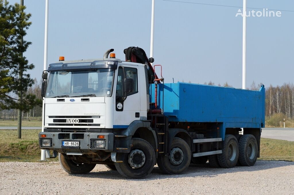 IVECO MP340 E38 bortu kravas automašīna