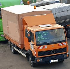 MERCEDES-BENZ 817 (5sitze person  bortu kravas automašīna