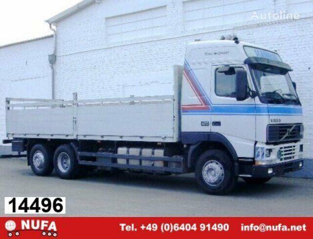 VOLVO FH New 12-420 FH New 12-420  bortu kravas automašīna