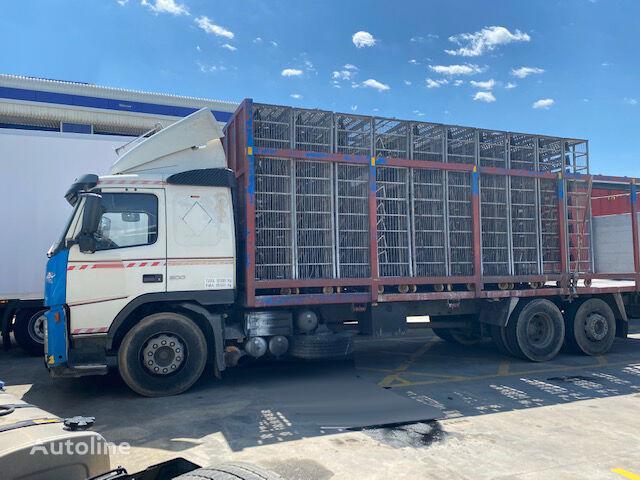 VOLVO FM9 300HP-6X2 bortu kravas automašīna