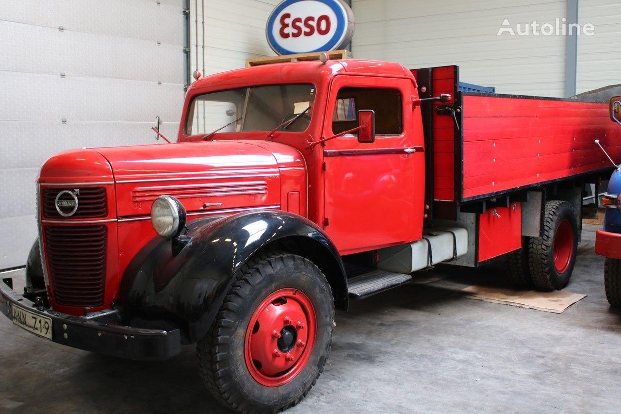 VOLVO L 223 Z bortu kravas automašīna