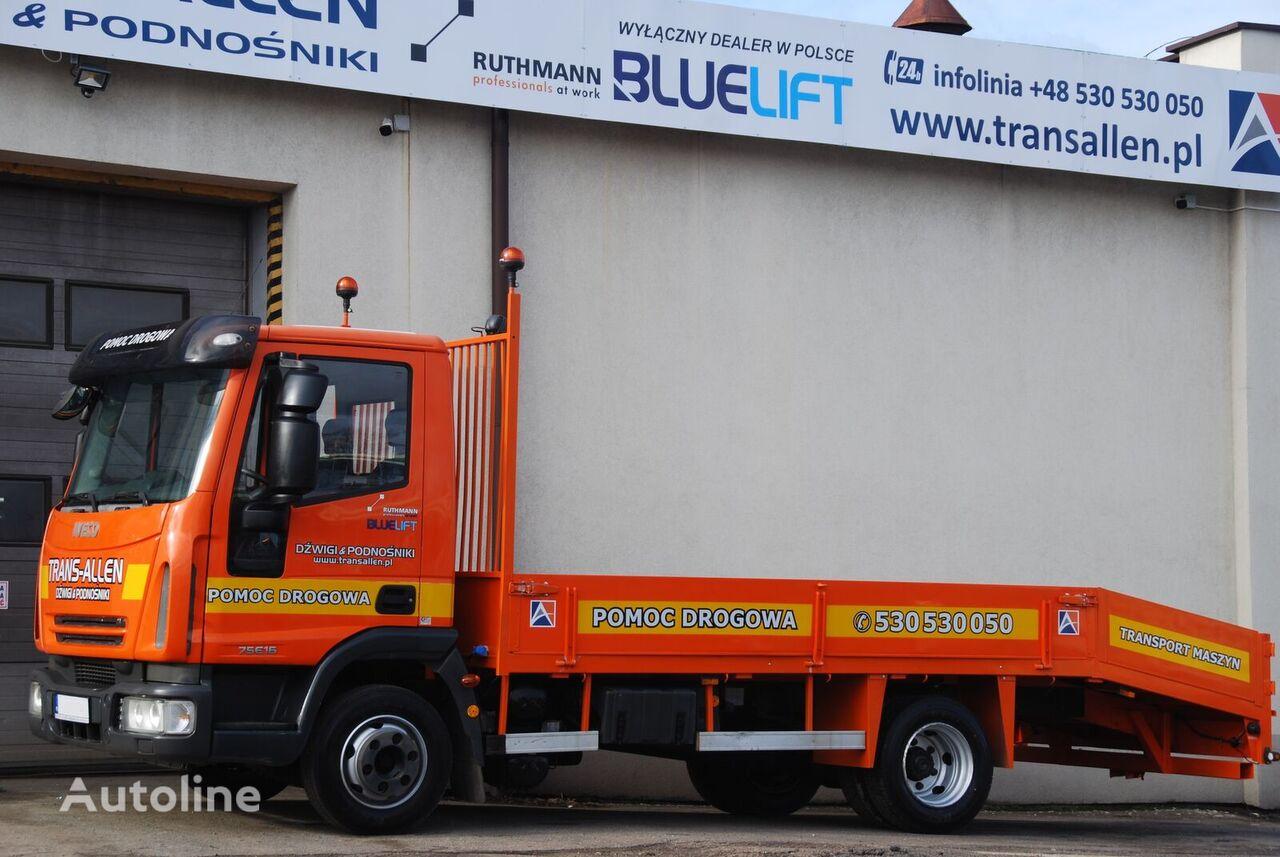 IVECO Eurocargo ML 75E16 evakuators