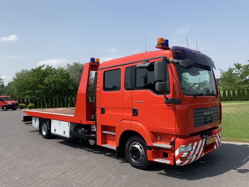 MAN TGL 12.210 Płyta hydrauliczna evakuators