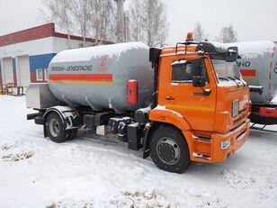 jauns KAMAZ 45253 gāzes vedējs