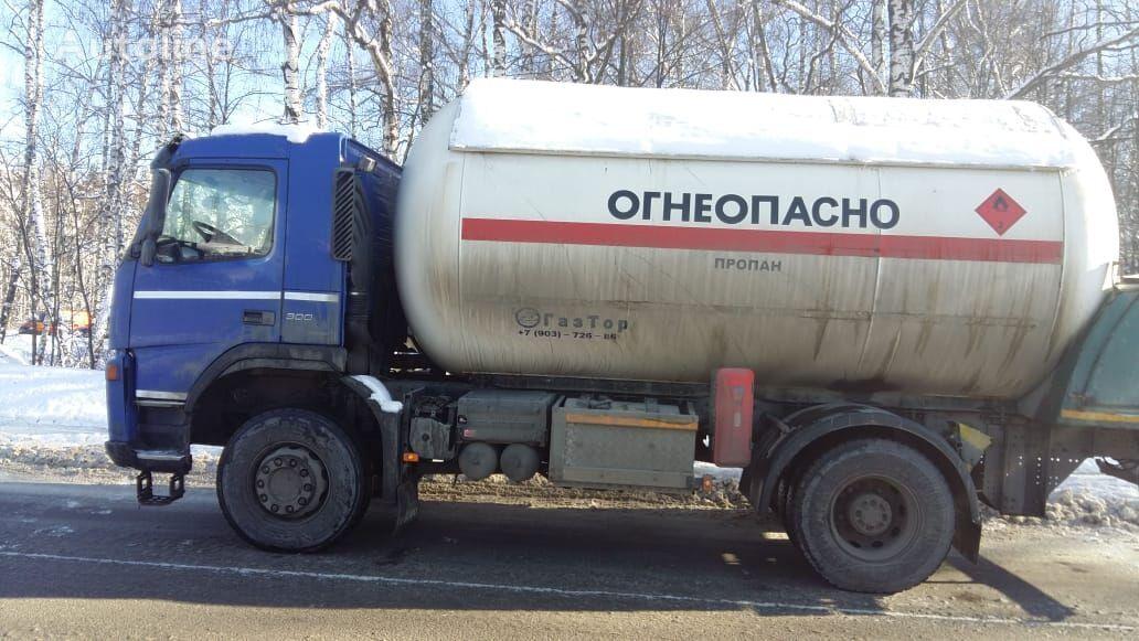 VOLVO FM gāzes vedējs