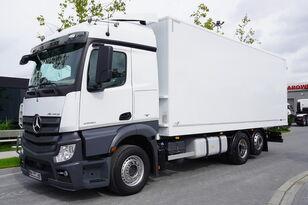 MERCEDES-BENZ Actros 2540 container / 6 x 2 / 18 EP izotermiska kravas automašīna