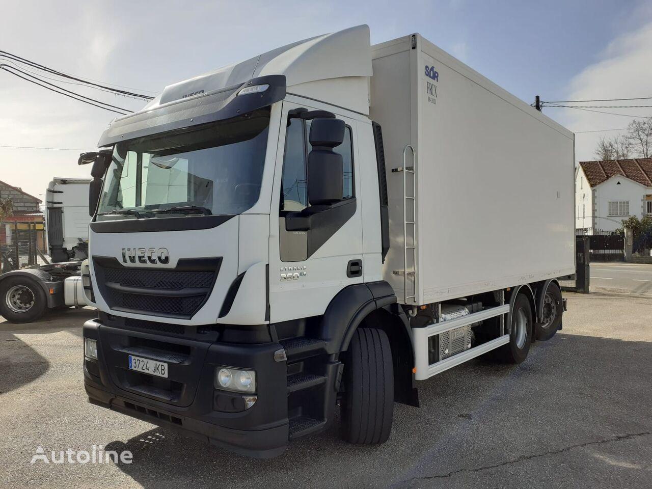 IVECO AD 260 36SY/PS izotermiska kravas automašīna