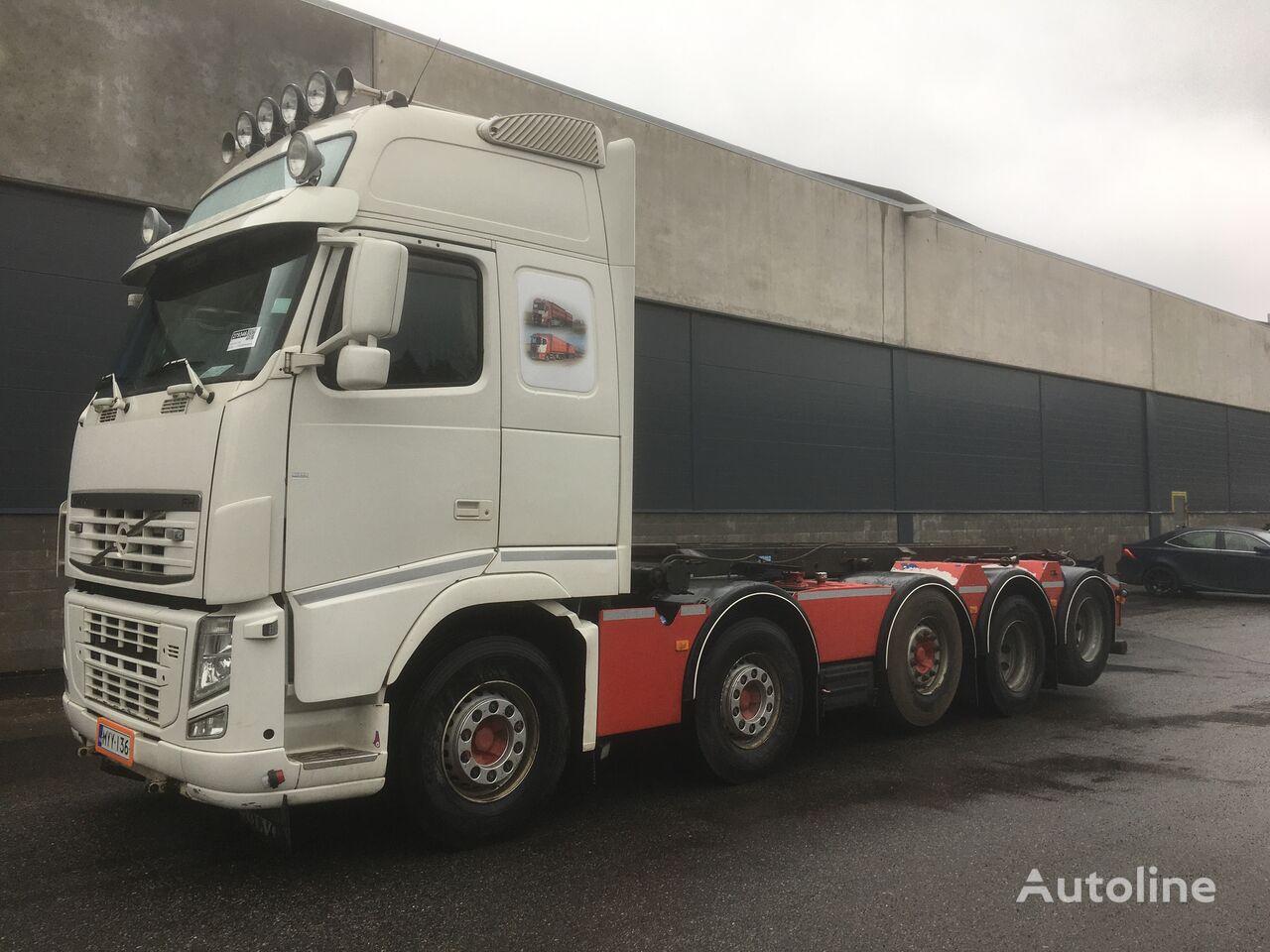 VOLVO FH540 10x2 kabeļu sistēma kravas automašīna