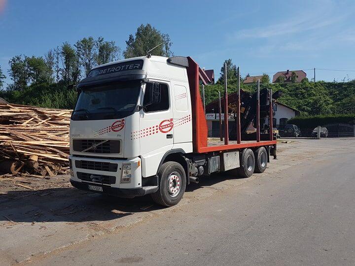 VOLVO FH13 480 kokvedējs