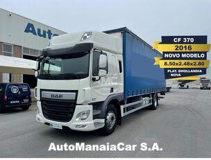 DAF CF SSC 370 EURO6 4X2 CORTINAS kravas automašīna ar aizkariem