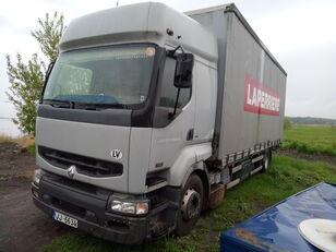 RENAULT Premium 420.19 kravas automašīna ar aizkariem