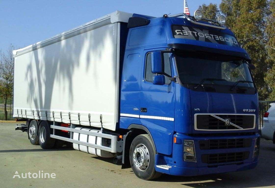 MAN TGA 18 400 kravas automašīna ar aizkariem