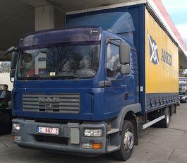 MAN TGM 15.280 kravas automašīna ar aizkariem