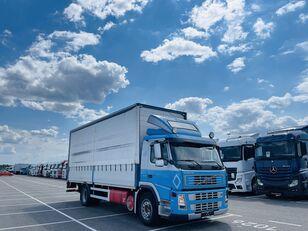 VOLVO FM 340 Tentas su bortu kravas automašīna ar aizkariem