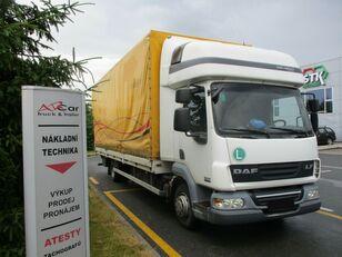 DAF FA LF 45.250 kravas automašīna ar tentu