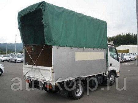 HINO Dutoro kravas automašīna ar tentu