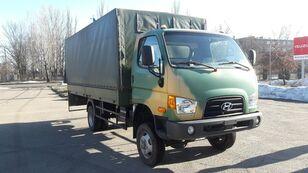 jauns HYUNDAI HD 65 4х4 kravas automašīna ar tentu