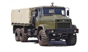 KRAZ 6322 kravas automašīna ar tentu