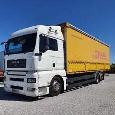 MAN TGA 26.350 kravas automašīna ar tentu