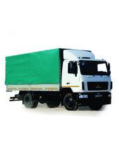 MAZ 5340С3-570-000 (ЄВРО-5) kravas automašīna ar tentu