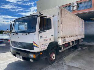 MERCEDES-BENZ 817 kravas automašīna ar tentu