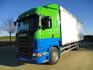 SCANIA R 400 kravas automašīna ar tentu