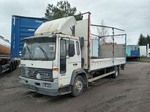 VOLVO FL6 12 kravas automašīna ar tentu