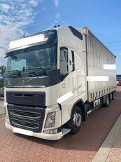 VOLVO fh 13 460euro6 kravas automašīna ar tentu + kravas kaste ar tentu piekabe