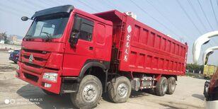 HOWO 375 kravas automašīna ar tentu