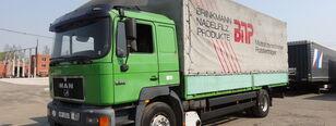 MAN 19.293 kravas automašīna ar tentu