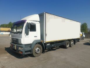 MAN LE20.280 CENTINATO IN ADR / PEDANA kravas automašīna ar tentu